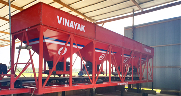 Hot Mix Asphalt plant, Hot mix plant exporter in India
