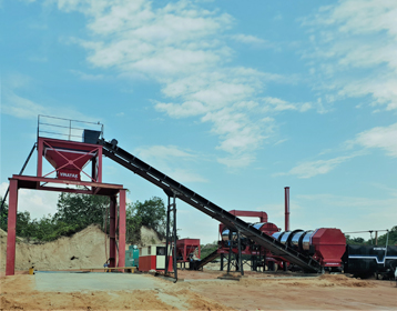 Wet Mix Macadam Plant Manufacturer